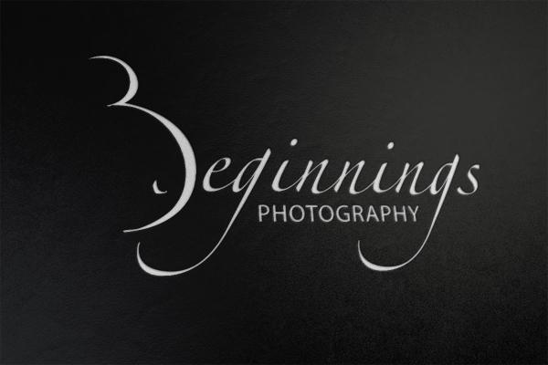 Logo design for Beginnings Photography